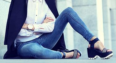 Choisir les bonnes chaussures